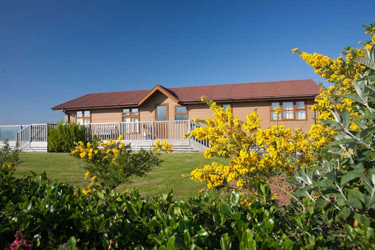 Home Farm Anglesey luxury lodges